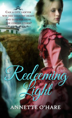 Cover for Redeeming Light