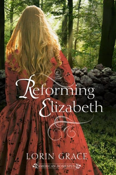 Cover for Reforming Elizabeth