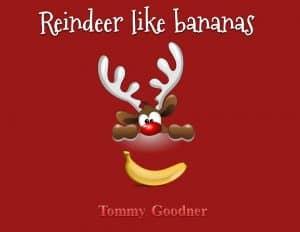 Cover for Reindeer like bananas