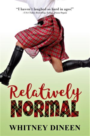 Cover for Relatively Normal