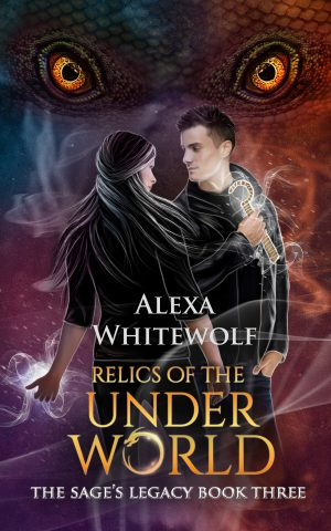 Cover for Relics of the Underworld