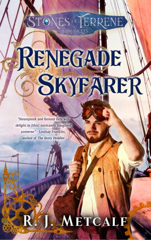 Cover for Renegade Skyfarer