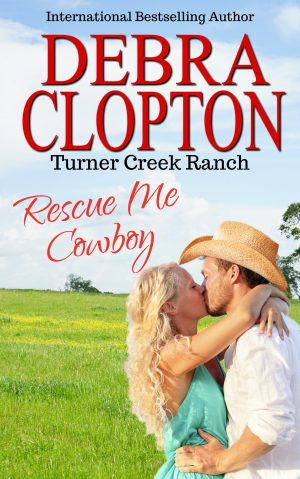 Cover for Rescue Me, Cowboy