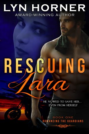Cover for Rescuing Lara