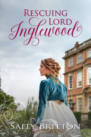 Cover for Rescuing Lord Inglewood