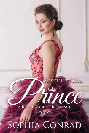 Cover for Rescuing The Prince