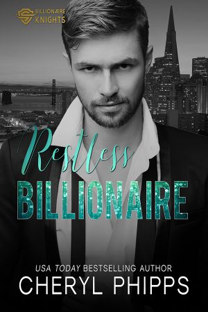 Cover for Restless Billionaire
