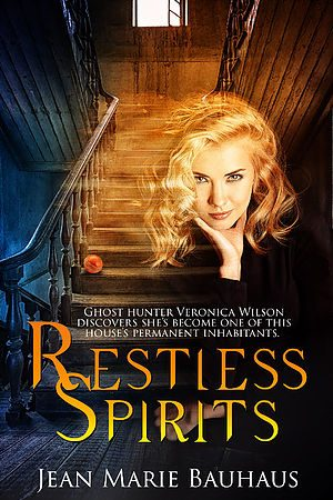 Cover for Restless Spirits