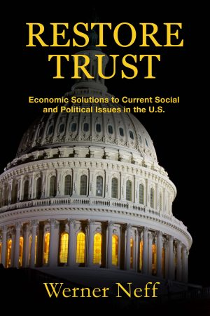 Cover for Restore Trust