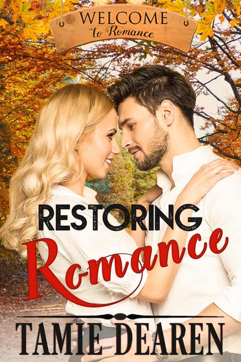Cover for Restoring Romance