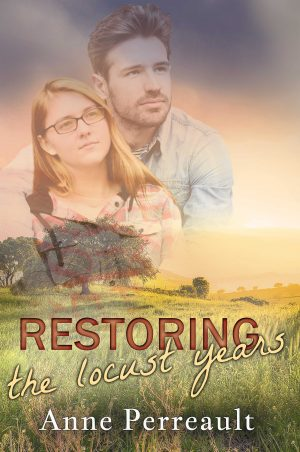 Cover for Restoring the Locust Years