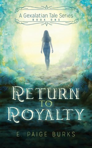 Cover for Return to Royalty
