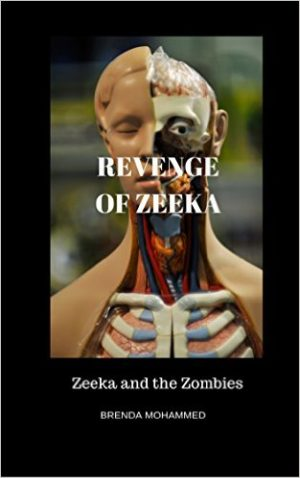 Cover for Zeeka and the Zombies