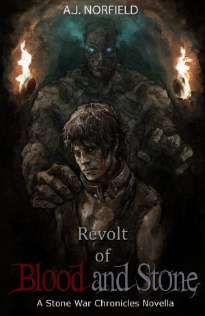 Cover for Revolt of Blood and Stone
