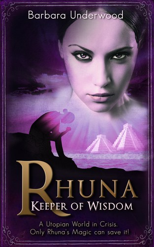 Cover for Rhuna, Keeper of Wisdom