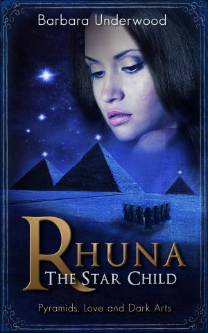 Cover for Rhuna: The Star Child