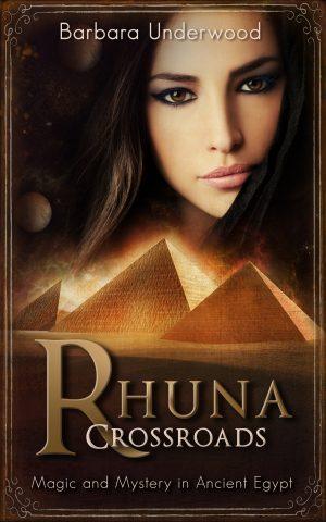 Cover for Rhuna: Crossroads