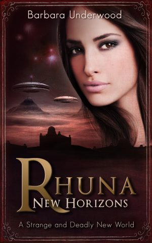 Cover for Rhuna: New Horizons