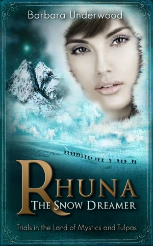 Cover for Rhuna, The Snow Dreamer