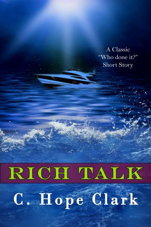 Cover for Rich Talk