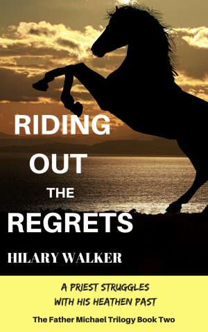 Cover for Riding Out the Regrets