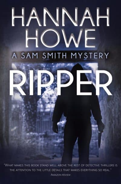Cover for Ripper