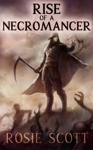 Cover for Rise of a Necromancer