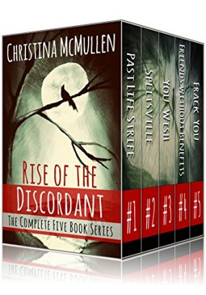 Cover for Rise of the Discordant Boxed Set