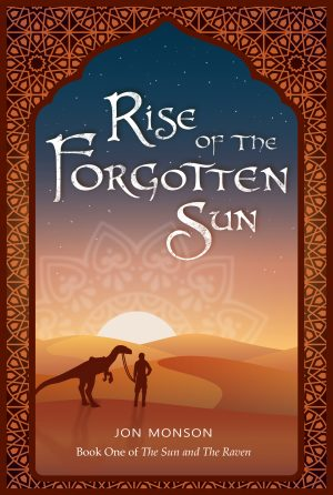 Cover for Rise of the Forgotten Sun