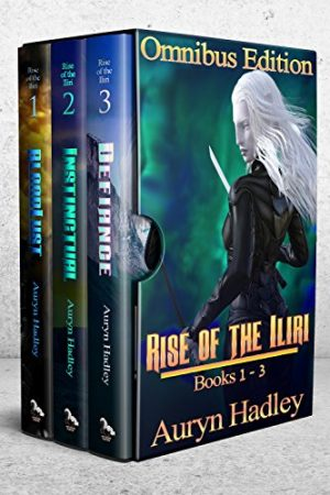 Cover for Rise of the Iliri Box Set