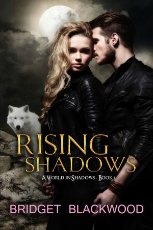 Cover for Rising Shadows