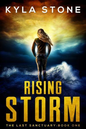 Cover for Rising Storm