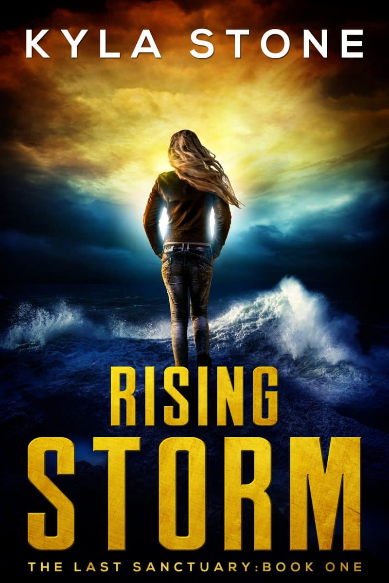 Cover for Rising Storm: The Last Sanctuary Book One