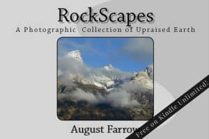 Cover for RockScapes: A Photographic Collection of Upraised Earth