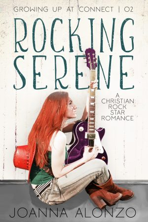 Cover for Rocking Serene