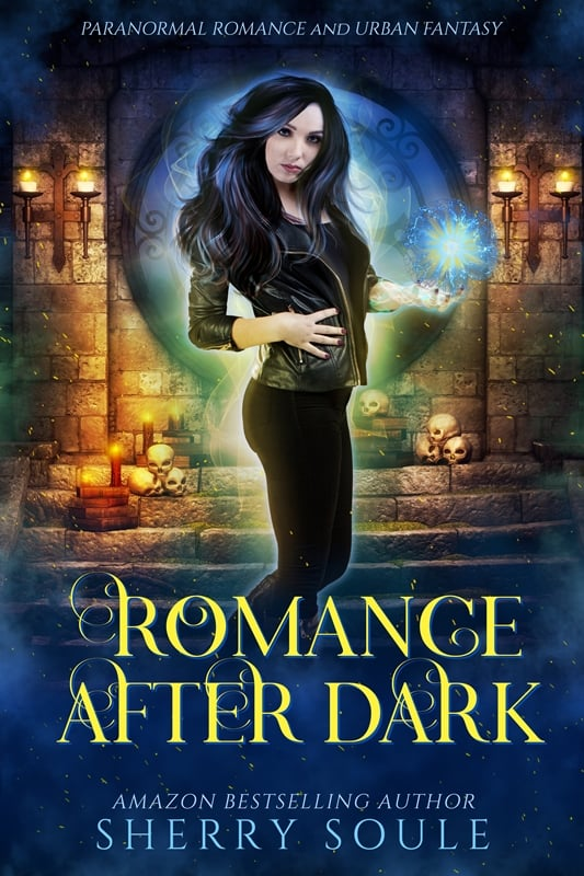 Cover for Romance After Dark