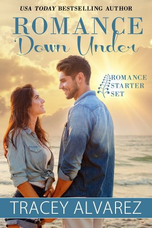 Cover for Romance Down Under