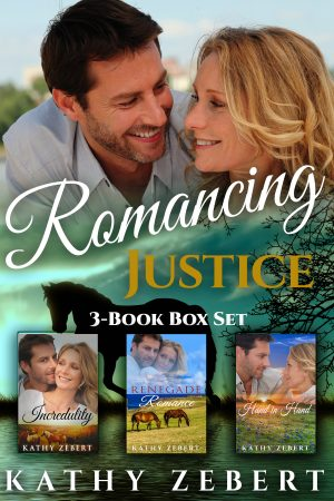 Cover for Romancing Justice