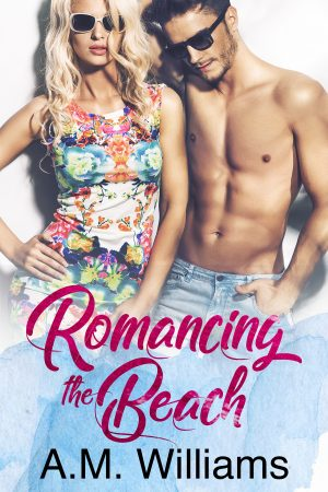 Cover for Romancing the Beach