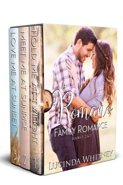 Cover for Romano Family Romance Volume 1 Box Set