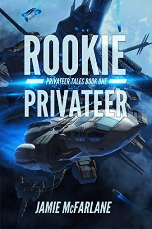 Cover for Rookie Privateer