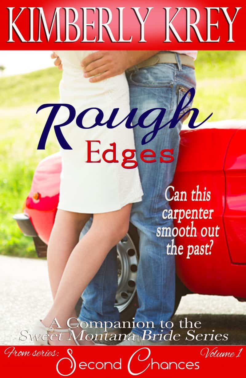 Cover for Rough Edges: Book One in the Second Chances Series