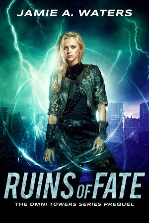 Cover for Ruins of Fate