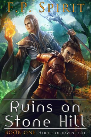 Cover for Ruins on Stone Hill