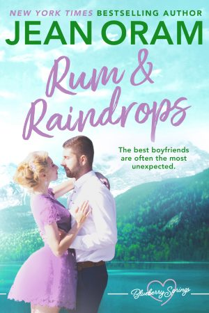 Cover for Rum and Raindrops