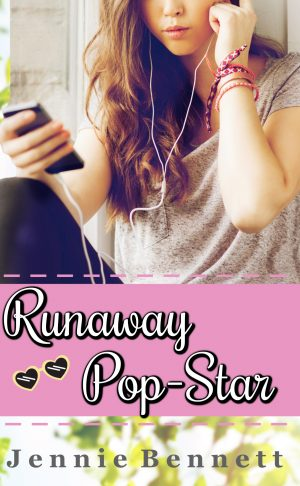 Cover for Runaway Pop-Star