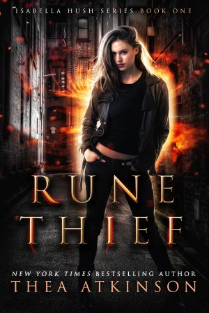 Cover for Rune Thief