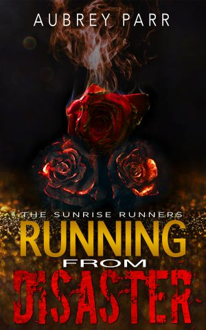 Cover for Running From Disaster