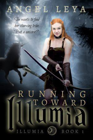 Cover for Running Toward Illumia