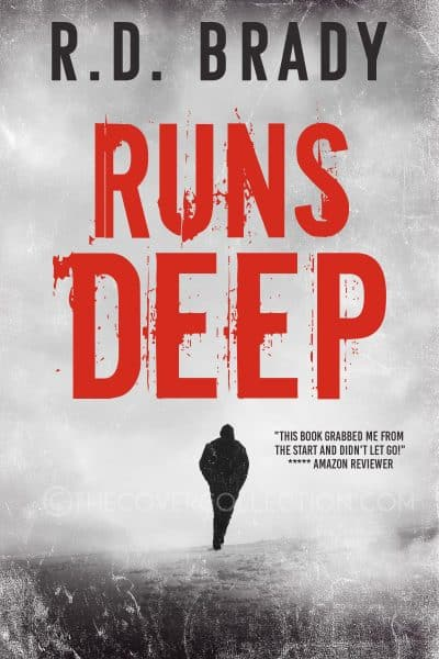 Cover for Runs Deep